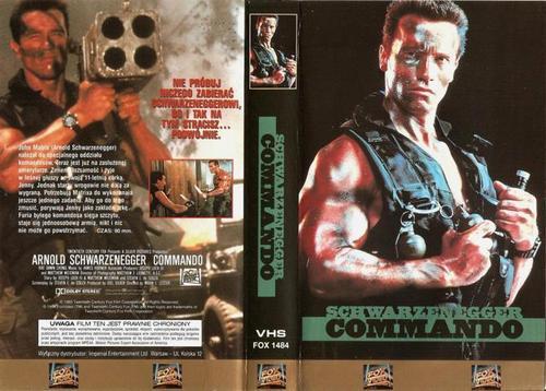 Commando cover