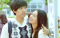 Cutest couple ever! - my-girlfriend-is-a-gumiho photo