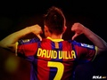 David Villa FC Barcelona Wallpaper - david-villa fan art