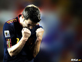 David Villa FIFA World Cup 2010 Wallpaper - david-villa fan art