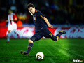 David Villa FIFA World Cup 2010 Wallpaper