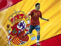 david-villa - David Villa Spanish National Team wallpaper