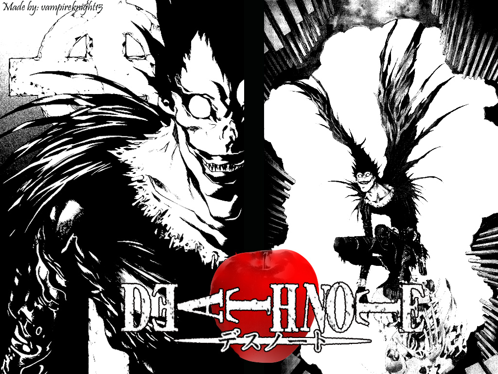death note essays The certainty and finality of death was one of the more troubling questions prompting the establishment of the society of humankind.