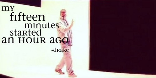 Drake Quote - aubrey-drake-graham Photo
