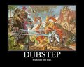 Dubstep Dinosaurs - dubstep photo