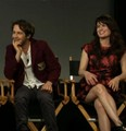 Elizabeth at 'The Art Of Getting By' conference!