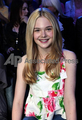 Elle on American Idol - May 18th  - elle-fanning photo