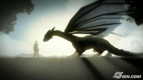 Эрагон and Saphira