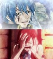 Erza & Jellal - erza-scarlet photo