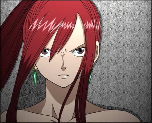 Erza Scarlet wallpaper called Erza Scarlet