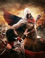 Ezio and Cesare - assassins-creed photo