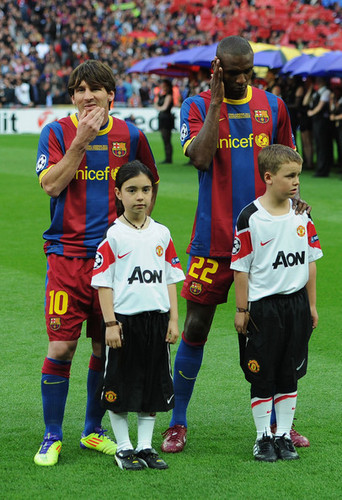FC Barcelona - Manchester United (Champions League Final)