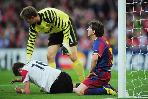 FC Barcelona vs Manchester United (CL Final)
