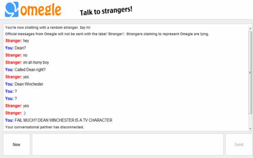Fail Stranger