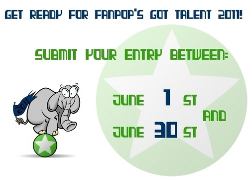 Fanpop's Got Talent is OPEN for submissions!