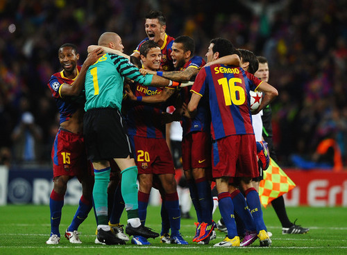Final: FC Barcelona vs Manchester United (Champions League)