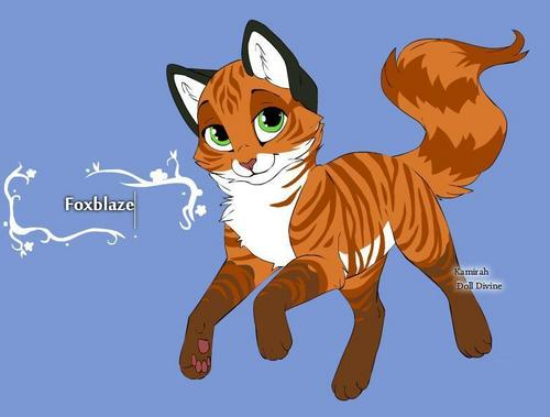 Foxblaze