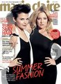 Ginnifer and Kate Hudson in Marie Claire June 2011 - ginnifer-goodwin photo