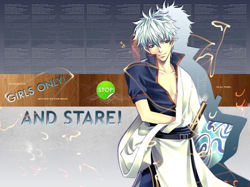 Gintama images Gintoki HD wallpaper and background photos ...Gintama Gintoki Past Wallpaper