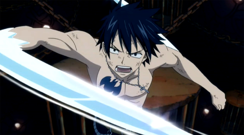 Gray Fullbaster - gray-fullbuster Screencap