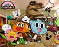 the-amazing-world-of-gumball - Gumball's Class wallpaper
