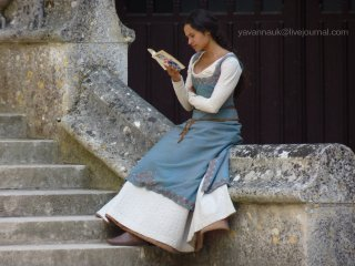 beautiful Angel Coulby