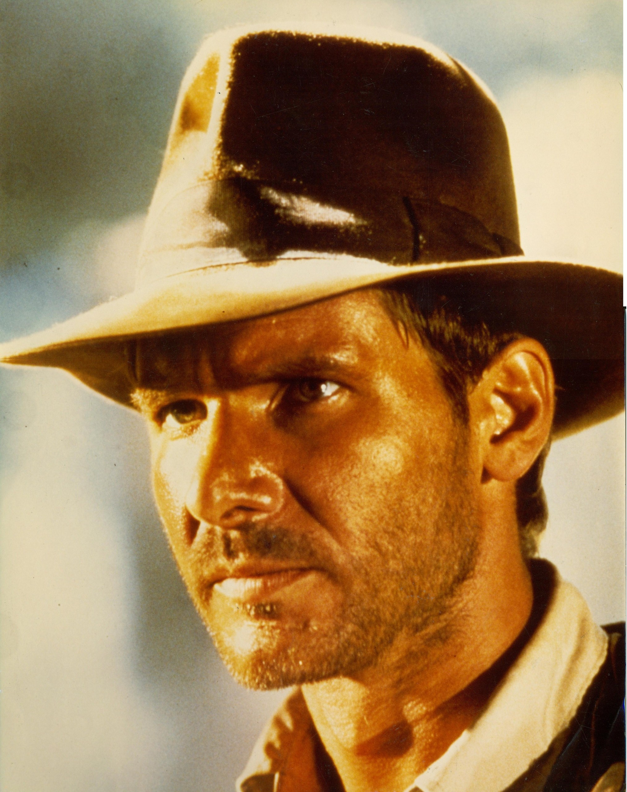 Harrison Ford as India...