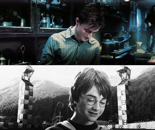 Harry James Potter.