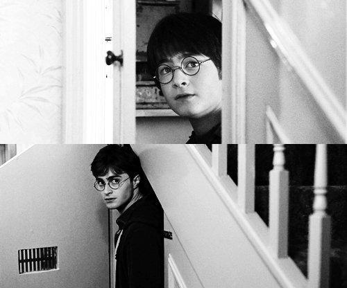 Harry James Potter.