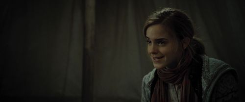 Hermione Granger achtergrond probably with a portrait entitled Harry Potter And The Deathly Hallows Part 1 (BluRay)