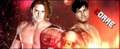 Heath Slater and Justin Gabriel