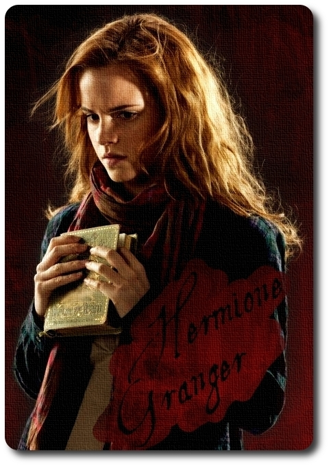 Hermione Granger Character Card