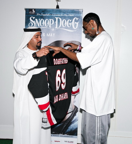 Hockey Jersey for Snoop