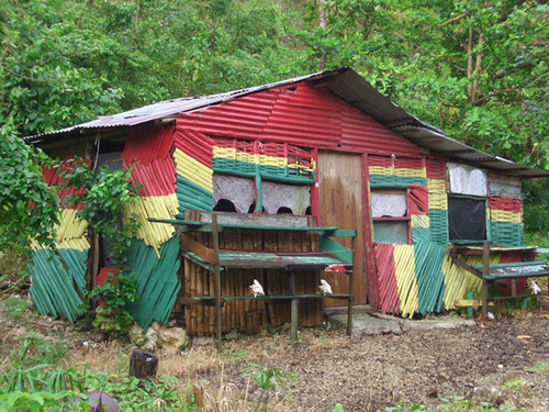 House jamaican