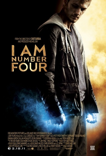 I Am Number Four, 2011