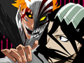 ICHIGO HOLLOW VS BYAKUYA
