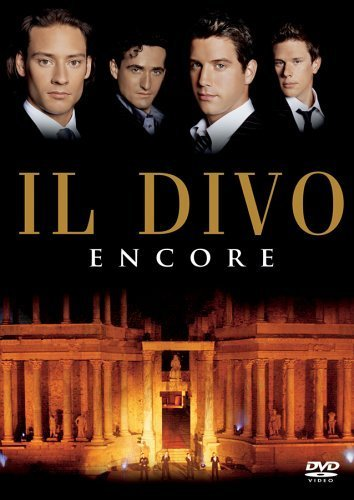 Il Divo CD's & DVD's