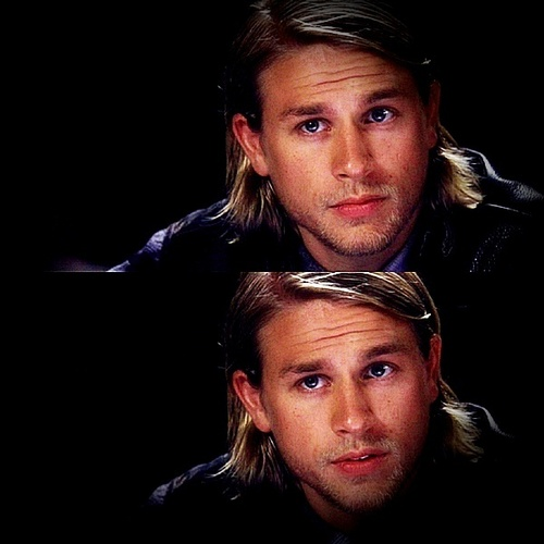 "Jackson ""JAX"" Teller वॉलपेपर containing a portrait titled Jax"