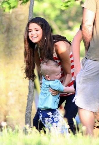 Jelena in Canada ♥.