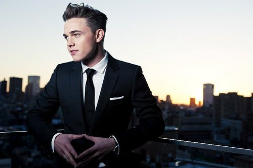 Jesse McCartney wallpaper with a business suit, a suit, and a well dressed person called Jmac-Sexy