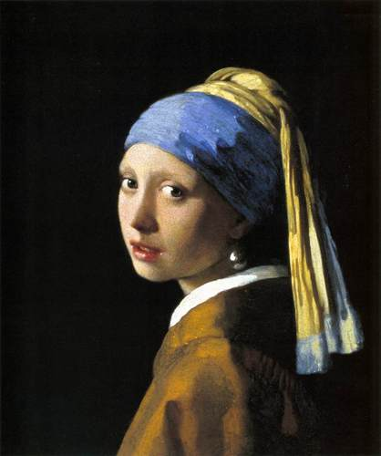 Johannes VERMEERGirl with a Pearl Earring