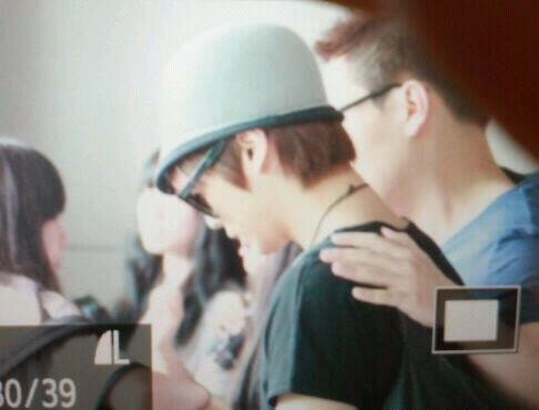 Jonghyun: back to Korea