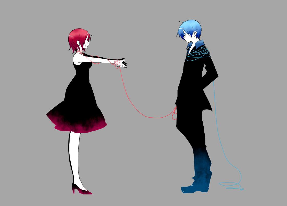 Vocaloid Meiko And Kaito Kaito Kaito Meiko