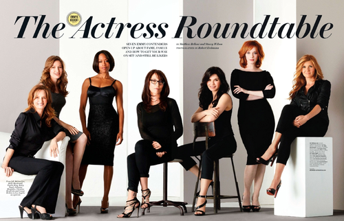 Katey in Hollywood Reporter