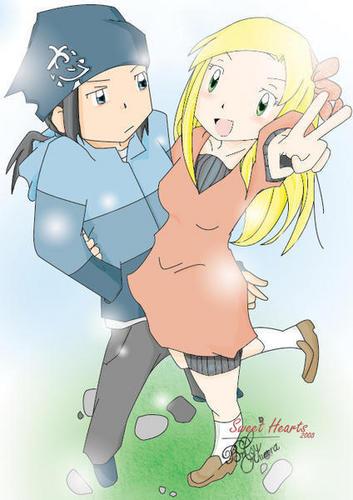 Koji & Zoe