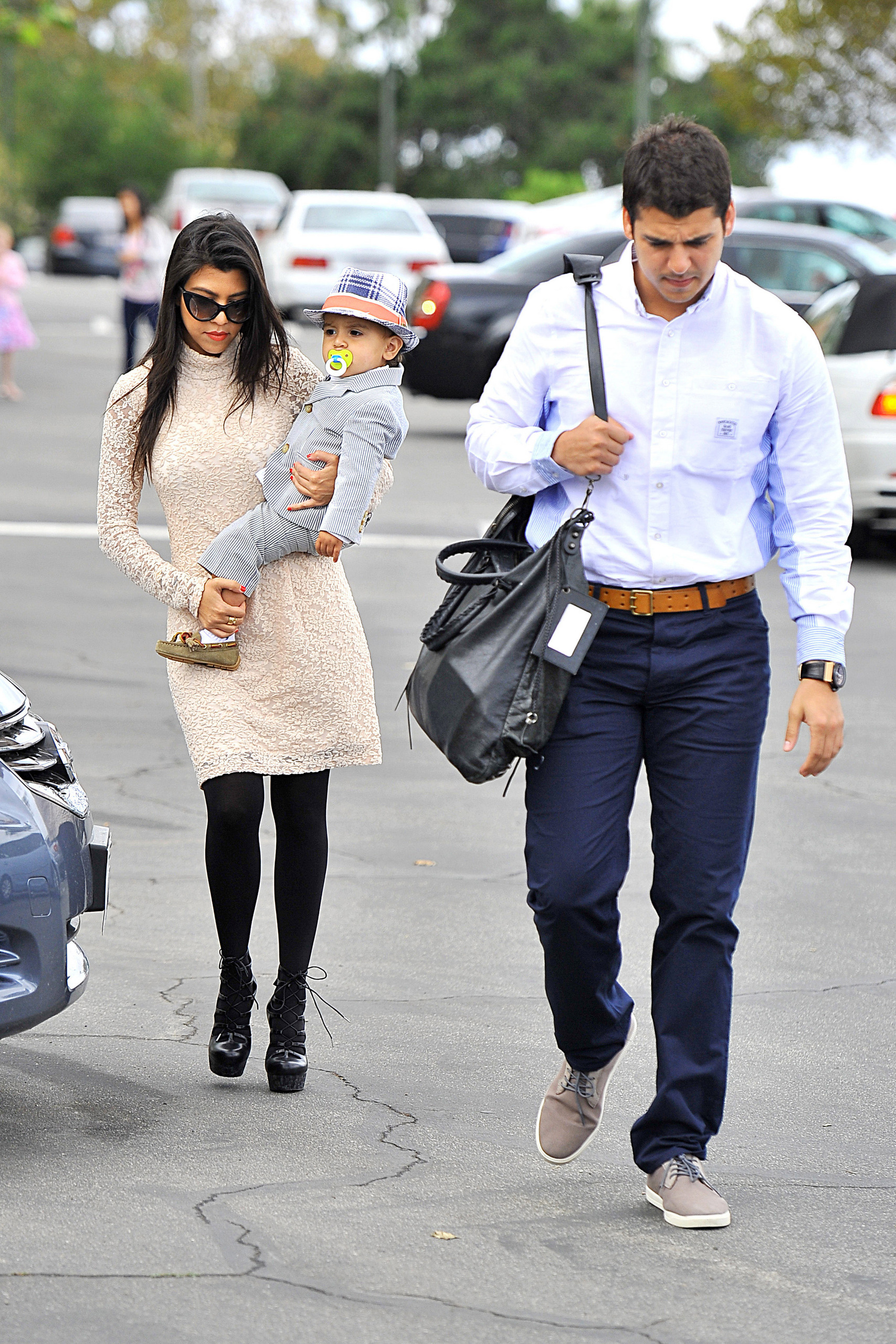 Kourtney Kardashian Welcomes Baby Daughter Penelope Scotland