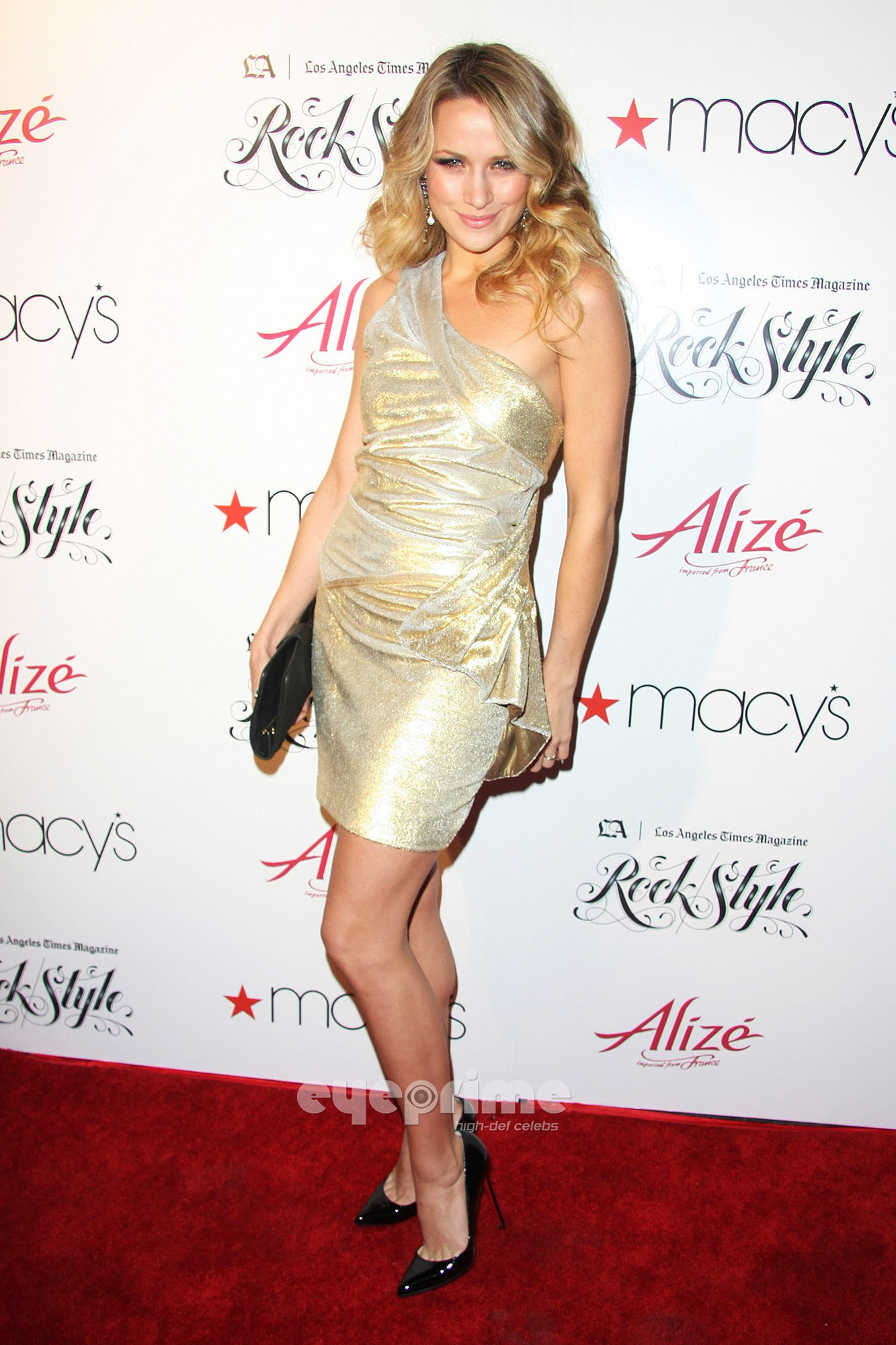 """L.A Times Magazine """"Rock Style"""" Event"""