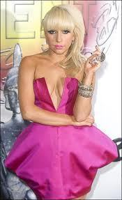 Lady Gaga wallpaper with a cocktail dress, attractiveness, and a strapless entitled Lady Gaga <3