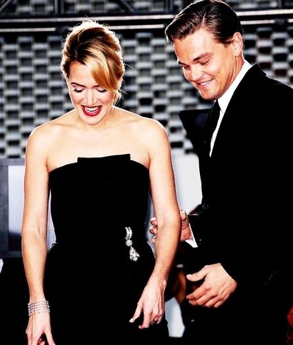 Leo and Kate <3