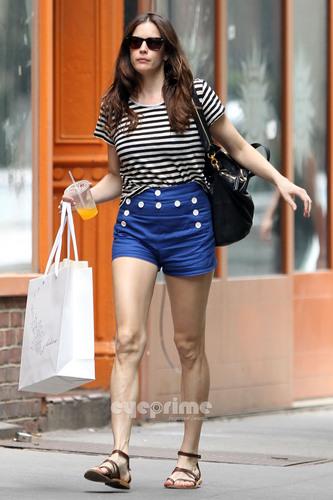 Liv Tyler seen out shopping in New York, June 1